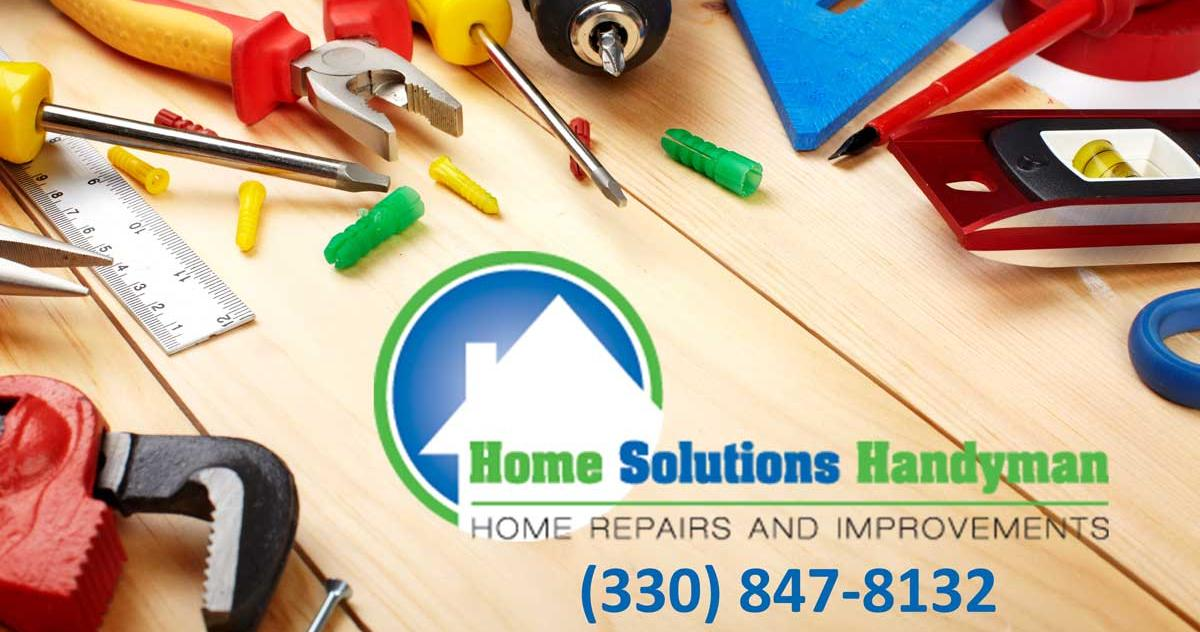 Home Solutions Handyman Service Area