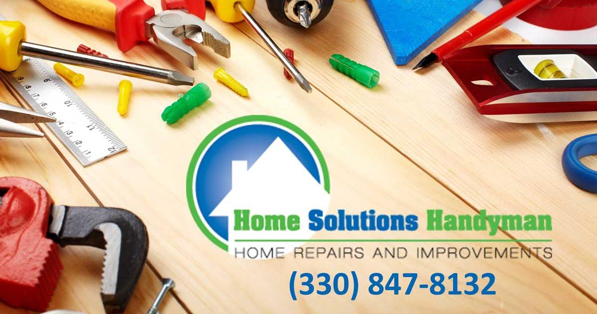 Home Solutions Handyman Service Area Trumbull County